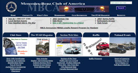 Mercedes Benz Club of America